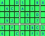 Sudoku-game-with-numbers-and-letters