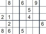Classic-spel-van-sudoku