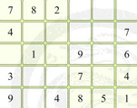 Flash-game-van-sudoku