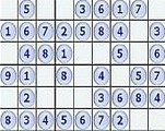 Sudoku-rooster